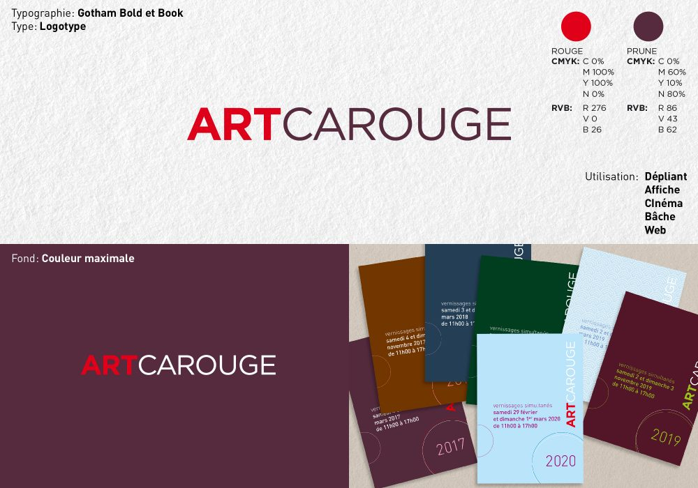 Logo ARTCAROUGE