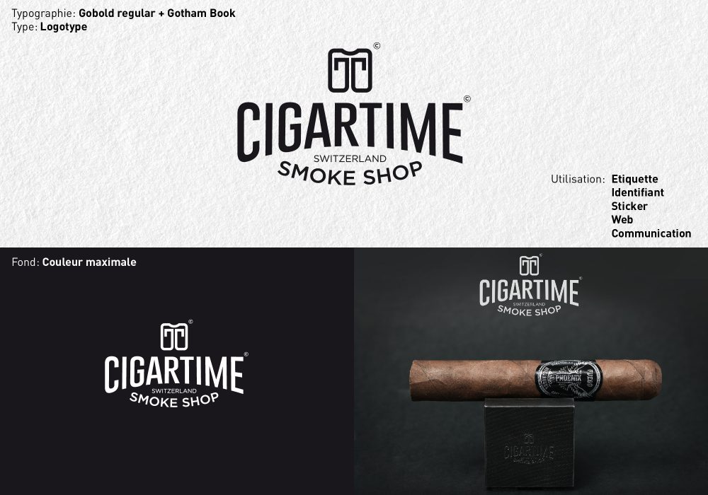 Logo CigarTime