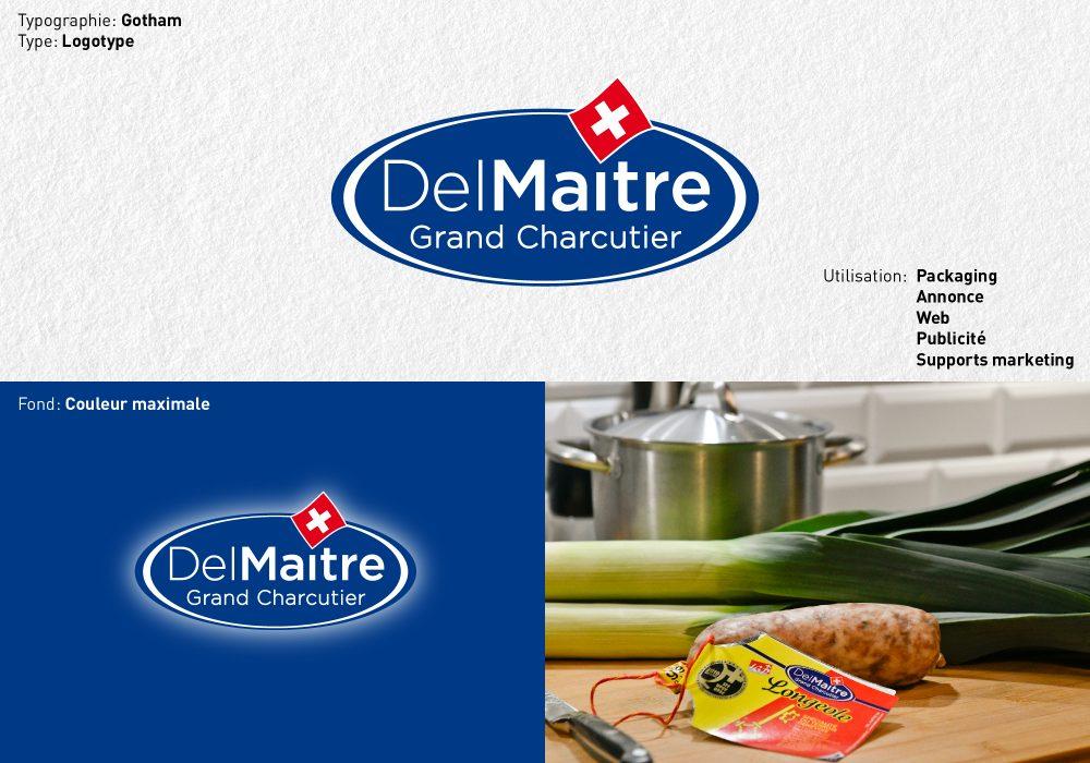 Logo Del Maître