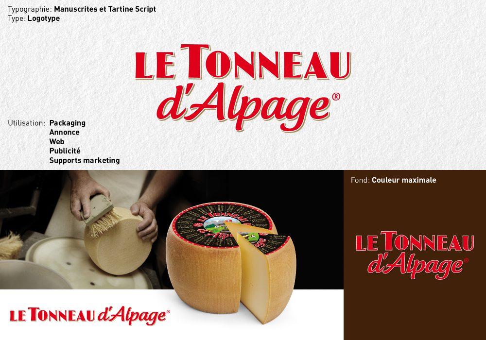 Logo Tonneau d'Alpage