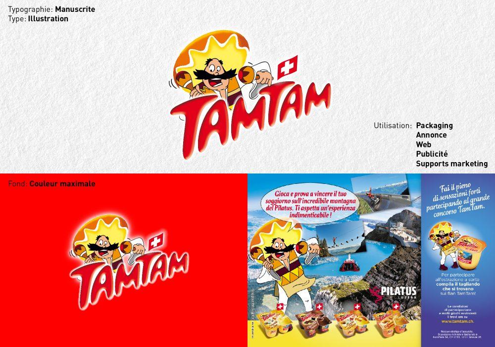 Logo TamTam